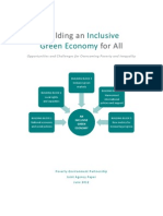 Building an Inclusive Green Economy for All