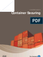 A Masters Guide to Container Securing