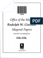 Box 01007, Folder 0153 - 1994, Mayoral Papers
