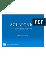 AQUAPONICS Economic Aspects