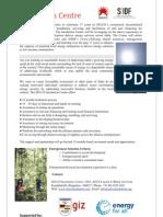 SELCO Incubation Centre_Brochure