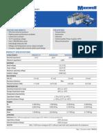 Datasheet 16v Series 1009363