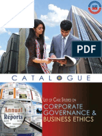 Corporate Governance Case Studies Catalogues