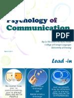 2_psychology of Communication