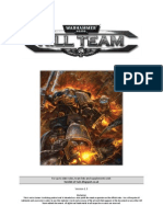 Warhammer 40,00 Kill Team Rules