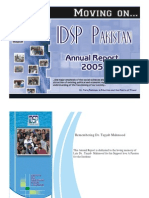 IDSP - Annual Report 2005