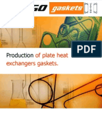 Laygo Gaskets - Plate Heat Exchangers Gaskets