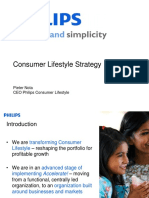 Annexure 4 Overview of Philips Consumer Lifestyle