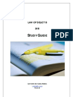 Delict in South Africa - Study Guide