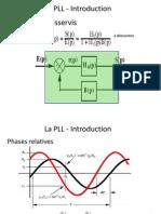 PLL Master Instrumentation