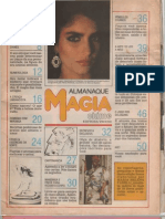 Almanaque Magia - 1982