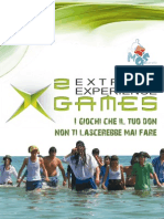 EXTREME EXPERIENCE GAMES