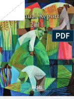 IRRI Annual Report 2011
