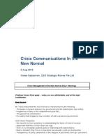 Crisis+Communication+in+the+New+Normal+ +Viswa+Sadasivan+%28Summary+Notes%291