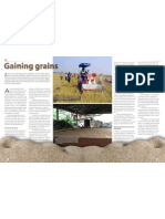 IRRI AR 2011 - Gaining Grains