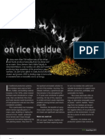 IRRI AR 2011 - Running on Rice Residue