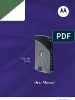 CPEi 885 User Manual