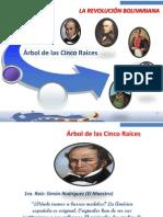 """""""El Arbol de las Cinco Raices"""""""