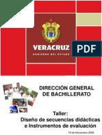 Curso-taller Secuencias Didacticas