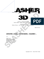 Slasher 3d Casting - The Slasher - Lead 2