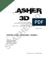 Slasher 3d Casting - The Slasher - Lead 2