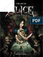 Alice Madness Returns Artbook
