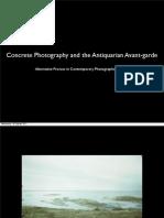 Alternative Processes