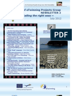 Newsletter 2 - July 2012