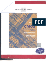 'CMOS Digital Integrated Circuits' Sung Mo Kang, Leblebici