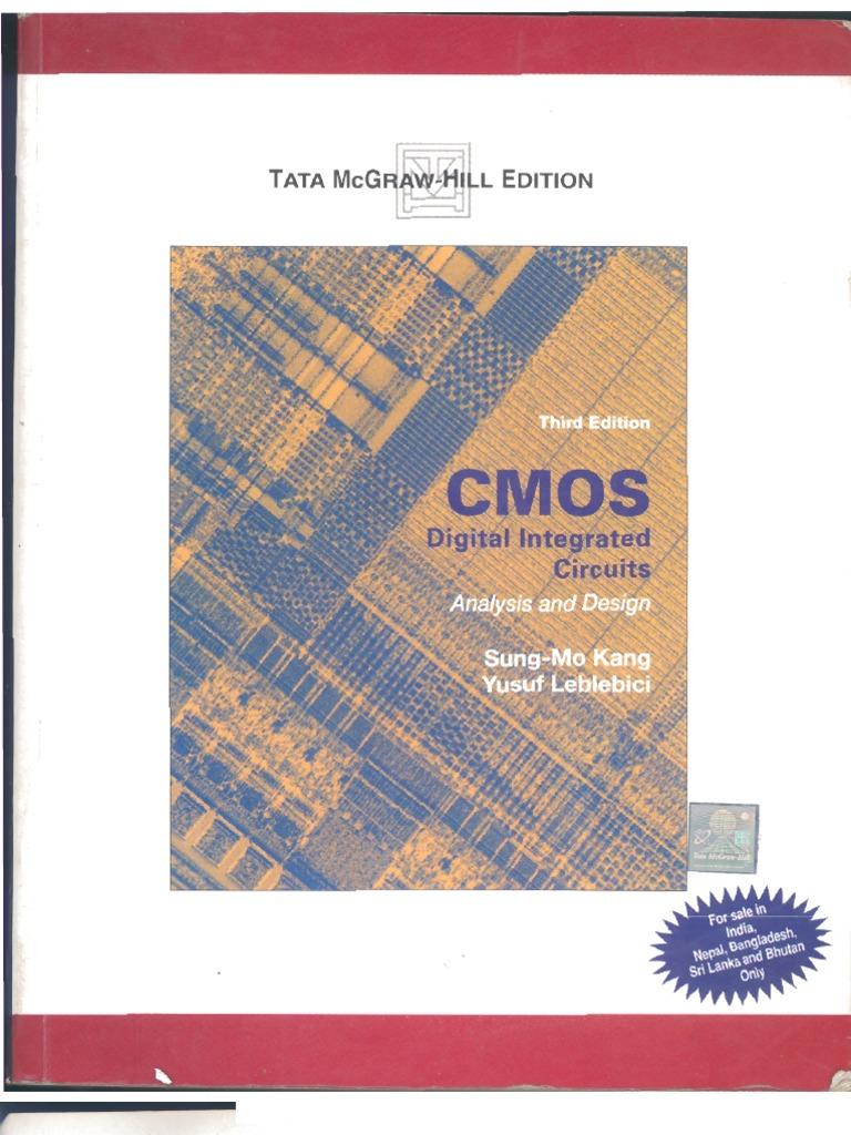 Cmos Digital Integrated Circuits Kang Ebook