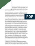 Culture and Development (Amartya Sen)