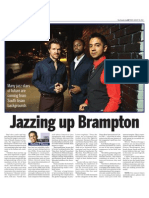 South Asians rule at Brampton Jazz Festival