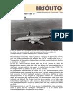 Relatos de Aviões Desaparecidos