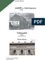 Palatul Kendeffi şi Tribunalul, Târgu-Mureş