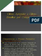 Como Aprender y Ensenar Por Competencias 110319155026 Phpapp01