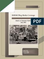 Attack on Tatarstan Mufti's