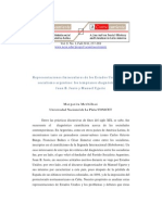 M. Merbilhaá - Representaciones finiseculares de los Estados Unidos en el socialismo argentino. Los tempranos diagnósticos de J. B. Justo y M. Ugarte