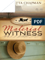 Material Witness by Vannetta Chapman
