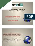 Diabetes Gestacional-Asociación Nacional Mexicana de Educadores en Diabetes, AC