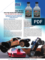 SRN/SRT - AMSOIL Severe Gear® Synthetic Off-Road and Drag Racing Gear Lubricants