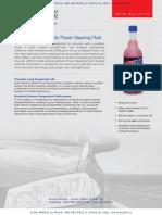 AMSOIL Power Steering Fluid - PCF