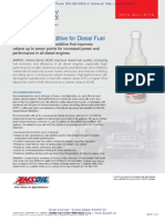 ACB - AMSOIL - Cetane Boost Additive for Diesel Fuel