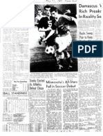 1967 Border Battle Soccer
