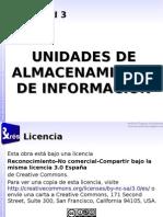 IMEI - U03 - Unidades de Almacenamiento de Información