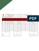 FYC for 038 Planificación Convocatorias Trimestral