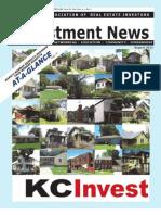 Newsletter - August 2012