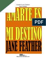 7197239 Jane Feather Amarte Es Mi Destino