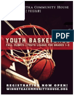 Youth Basketball at WCH  2012-2013
