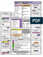 School Calendar 2012-13