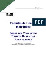 Valvulas Control Hidraulico